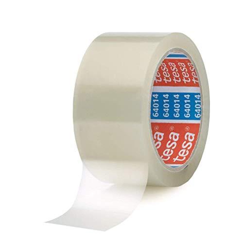 tesa Paketklebeband (66 m x 50 mm) transparent (15 Rollen)