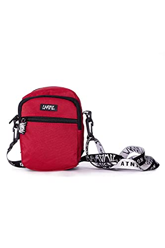 Shoulder Bag Chronic Tag Pixo Basic Vermelha Cor:Vermelho;Tamanho:Único