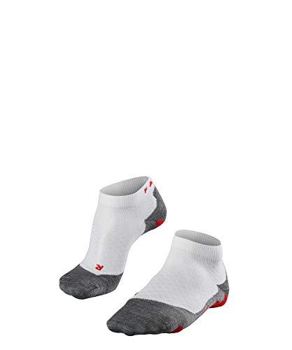 FALKE RU5 Lightweight Short Chaussettes Courtes de Running Homme Taille Fabricant : 44-45 White//Mix FR : L