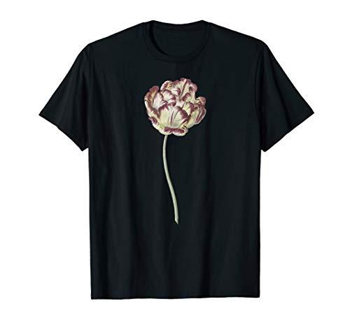 Tulip Flower botanical garden Holland Tulip Flower T-Shirt