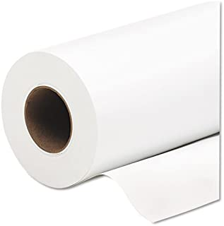 HP Q8921A Everyday Pigment Ink Photo Paper Roll, Satin, 36-Inch x 100 ft, Roll