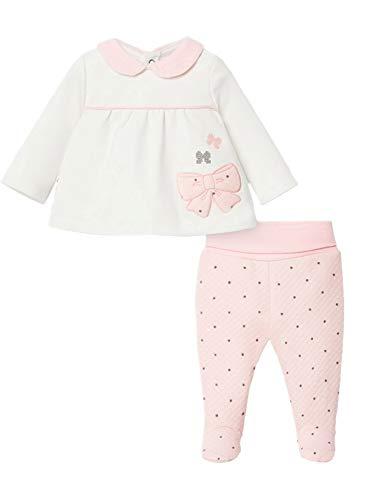 Mayoral 10-02548-015 - Conjunto para bebé niña 0-1 Mes