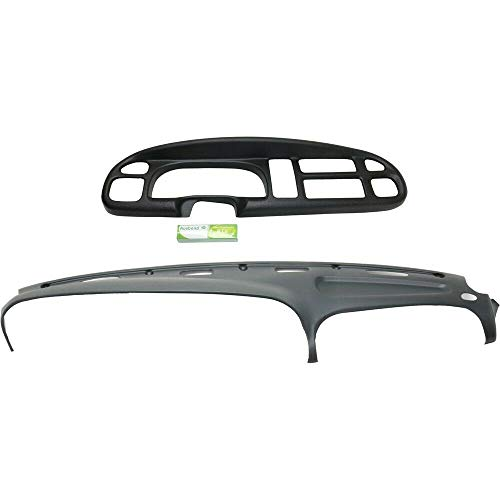 New Replacement for OE Dash Cover fits 98-2001 Dodge Ram 1500 Kit