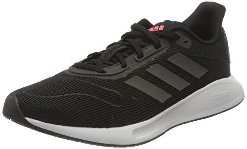 adidas GALAXAR Run W, Zapatillas Mujer, NEGBÁS/Gricin/ROSSEN, 38 EU