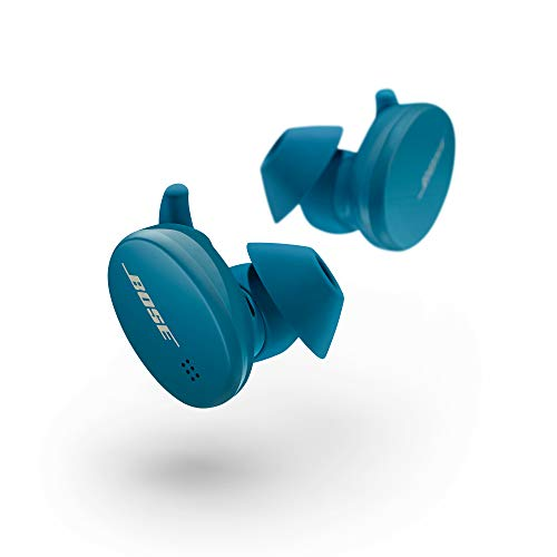 Bose Sport Earbuds True Wireless Bluetooth Earphones for Workouts and Sports, Baltic Blue