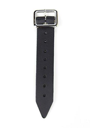 Thistle cacher du logo en cuir ceinture de kilt et boucle Small-XL