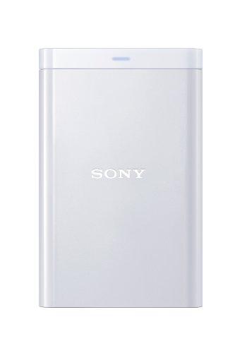 Sony HD-PG5W 500GB externe Festplatte (6,4 cm (2,5 Zoll), 5400rpm, 5,6ms, 8MB Cache, USB 3.0) wei