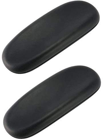MySit Office Chair Armrest Replacement Arm Pads (Set of 2)
