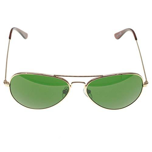 CHRISTIAN GAR Neo Ps2007 C2 Gafas De Sol Para Mujer Colección Neo Complementos 2020 Montura De Metal Color Gold