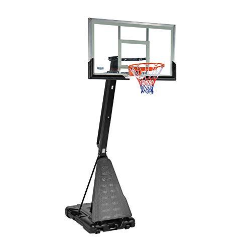 Canasta de Baloncesto portátil Cleveland Regulable de 2.30m a 3.05m (7.5' a 10')