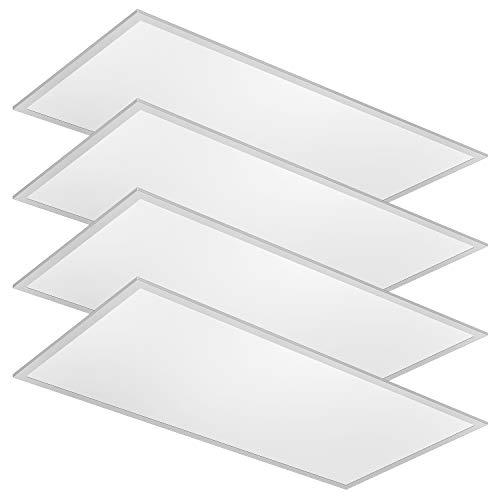 FaithSail 2x4 FT LED Flat Panel Light, 60W 6000LM Drop Ceiling Light, 5000K Flat Backlit Fixture for...
