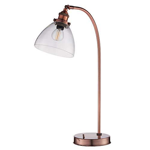 Hansen 53cm Table Lamp Copper