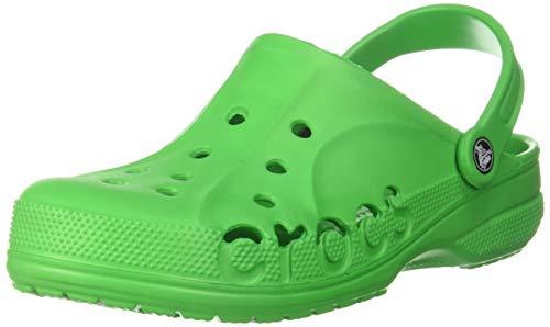 Crocs Unisex-Erwachsene Baya\' Clogs, Grün (Grass Green 3E8), 43/44 EU