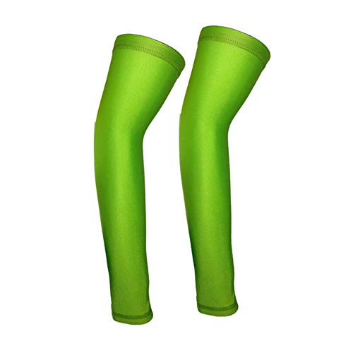 Bvcahosg Armstulpen aus Silikon, atmungsaktiv, schnelltrocknend, UV-Schutz, 03, xl