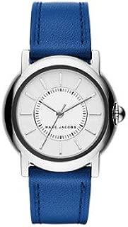 Marc Jacobs Women's Courtney Blue Leather Watch - MJ1451