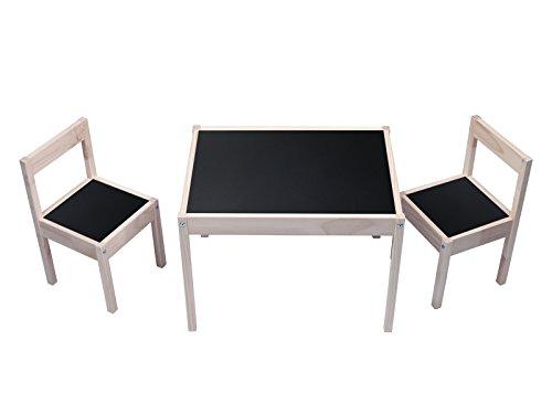Stikkipix Kreidefolie/Tafelfolie - KF06 - (Möbel Nicht inklusive) - Passend für die Kindersitzgruppe LÄTT von IKEA