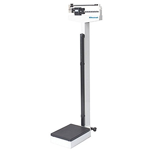 Brecknell HS-200M Mechanical Height and Weight Physician's Balance Beam...