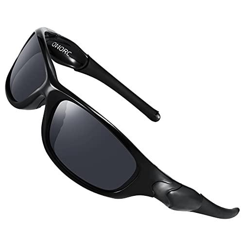 OMORC Polarized Sports Sunglasse...