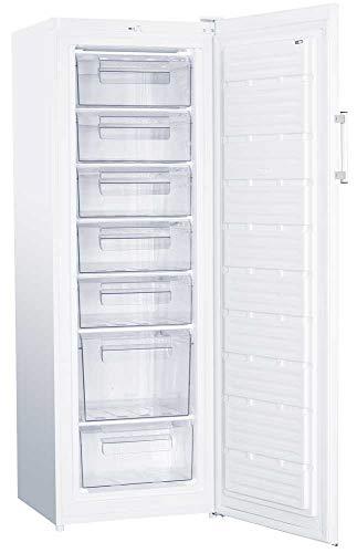 Sauber - Congelador Vertical SERIE 3-170V - 7 Cajones - F - Alto: 170 cm -