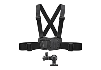 Sony AKACMH1 Chest Mount Harness for Action Cam  Black