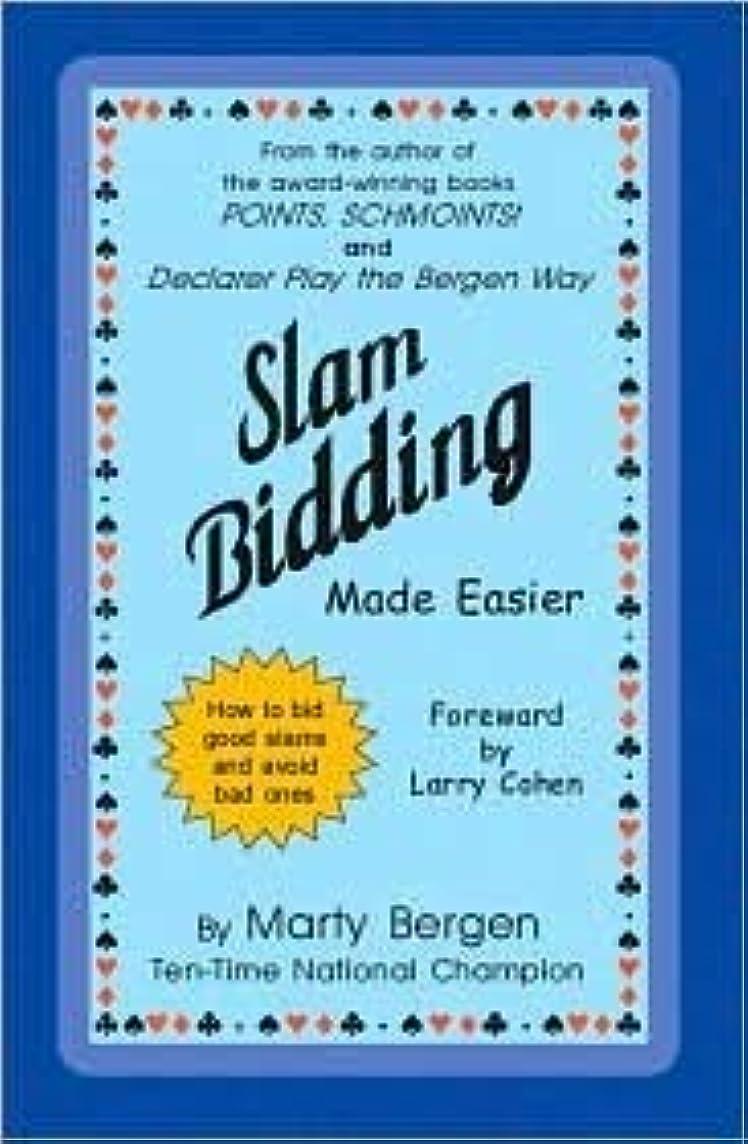 Slam Bidding Made Easier