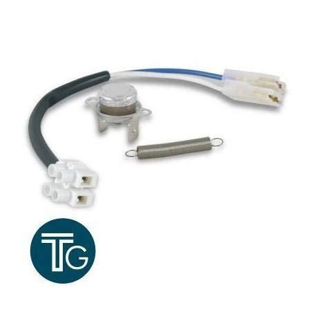 7 V6 – 42200 – 00 à Bi-métal Thermostat à 2 patins pour ventilconvettori