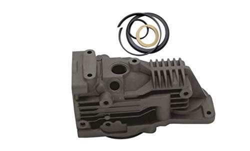 SSGLOVELIN Cilindro de la Bomba de compresor de Aire Cilindro de Cilindro Ajuste para Mercedes W164 W221 W251 Kit de reparación de pistones 1643201204 2213200704 (Color : Ivory)