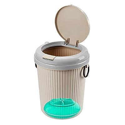 wenhe Mini Turbo Washing Machine Portable Washing Machine Washer Basket USB Chargeable Rotate Bidirectional Washing Machine For Female Underwear, Baby Clothes