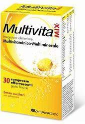 Integratore Alimentare Multivitaminico Senza...