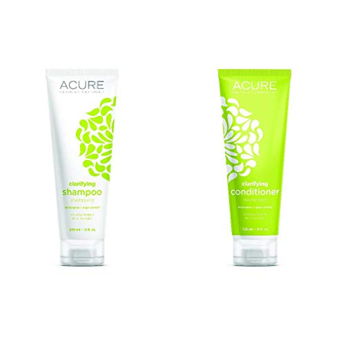 Acure Organics Lemongrass and Argan Stem Cell...