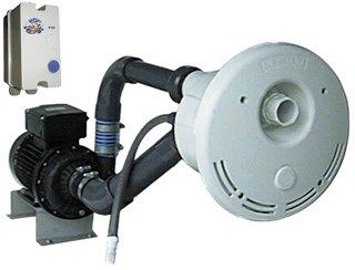 Neptun Gegenstromanlage Serie ST 1150 ABS mit Vormontagesatz