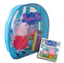 Peppa Pig rugzak voor activiteiten