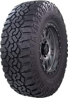 Kanati Trail Hog A/T-4 All Season R Tire-37X12.50R17 124Q
