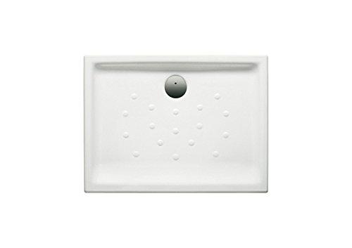 Roca A373519000 - Plato de ducha de porcelana con fondo antideslizante