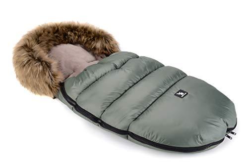 Cottonmoose Moose Saco invierno dormir térmico carrito
