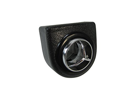 """Under Dash Round Vent/Louver for 2"""" Duct Hose #32-2"""