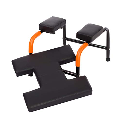 Fantastic Prices! Yoga Inversion Trainer, Steel Frame Materials with PU Perfect for Both Beginner an...