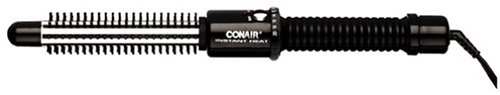 Conair Instant Heat Styling Brush, 0.75 Inch