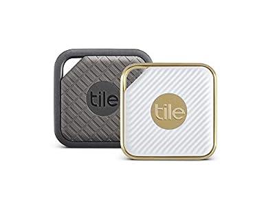 Tile Combo Pack - Key Finder. Phone Finder. Anything Finder (1 Tile Sport and 1 Tile Style)