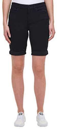 DKNY Womens Black Bermuda Shorts Black 8