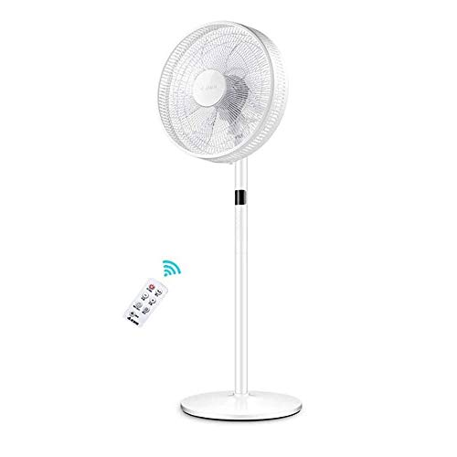 Why Choose SMLZV Oscillating Fan Standing Fan,3-Speed,Pedestal Fan with Remote Floor Fan