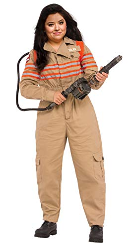 Rubie's Women's Ghostbusters Movie Grand Heritage Plus Costume, Multi, One Size