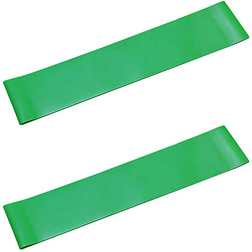LANGING 2Pcs Chair Bands for Kids Natural Latex Stretch Resistance Chair Bands Best for Classroom Chairs and Desk
