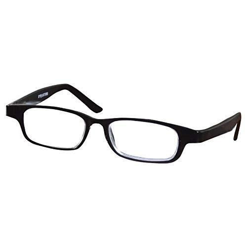Eyejusters Self-Adjustable Glasses, Oxford Edition, Gray Tortoise
