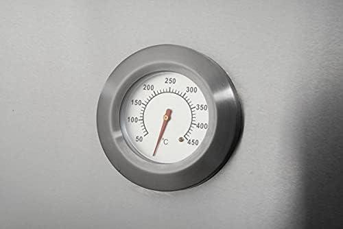 Barbecue - Montreal - 115 x 107 x 67 cm