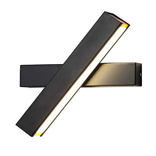 Led-wandlamp voor binnen, glinsterend, draaibaar, lange levensduur, energiebesparend, woonkamer, slaapkamer, decoratie voor de badkamer