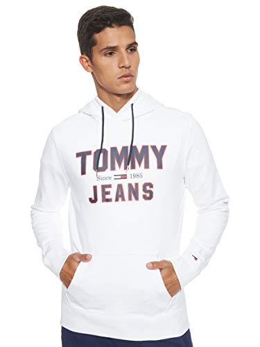 Tommy Hilfiger Tjm Essential Flag Crew Felpa Uomo