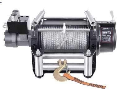 STA 9201-100201 Cabrestante hidráulico cable mecánico para coche