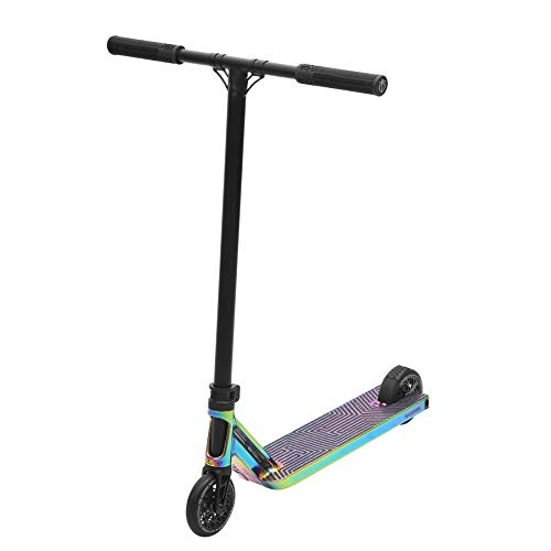 Review Of Triad Racketeer Hybrid Park/Street Freestyle Scooter – Premium Quality Boxed Scooter Dec...