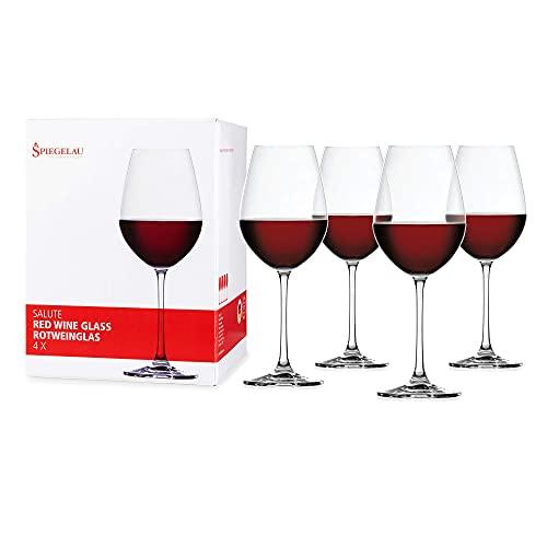 Spiegelau Salute Rotweinglas Set/4 4720171